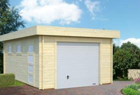 Garage Rasmus 19,0 kvm med vipport