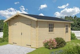 Antigua 18,7 m2 uten dører
