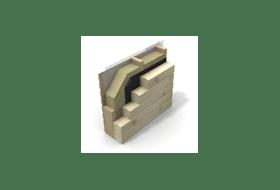 P6038 Isoleringspakke for innsiden 70 mm