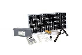 Sunwind solcellspaket – Solpanel 135W