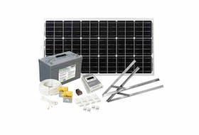 Sunwind solcellepakke – Solpanel 90 W