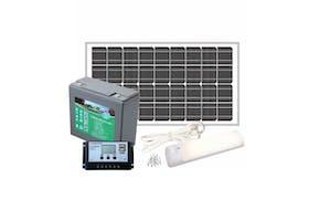 Sunwind solcellspaket – Solpanel 25 W