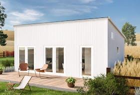 Chalet bois 30 m² Rosenhaga