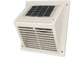 Sunwind Minivent – Solcelledrevet vifte